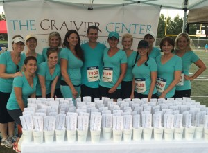 The Graivier Center a Sponsor of the First Annual RocketShot 5K