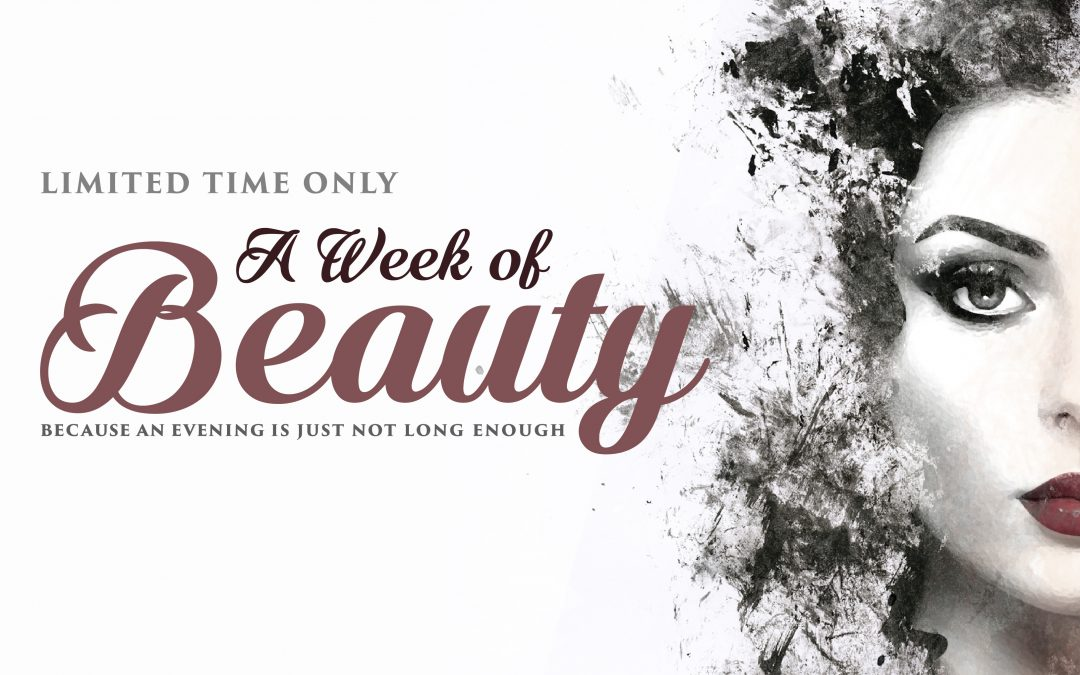 Limited Time Only: Week of Beauty VIP Pricing