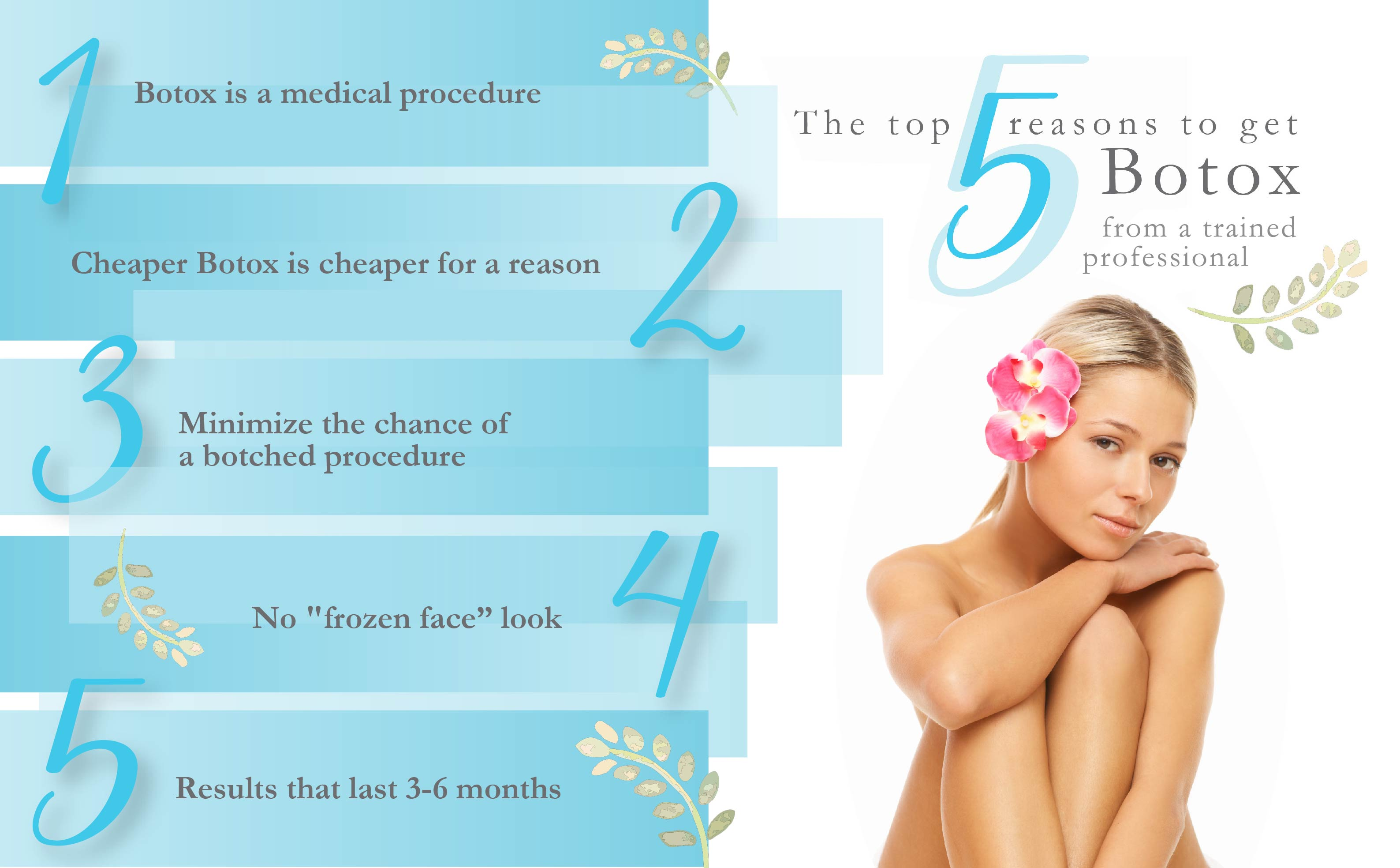 Five Reasons to Get Botox From a Medical Professional