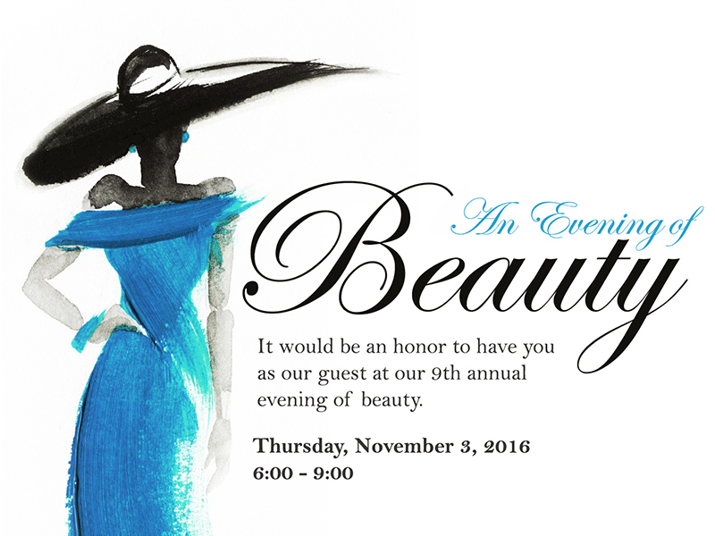 Limited Time Only: Evening of Beauty VIP Pricing