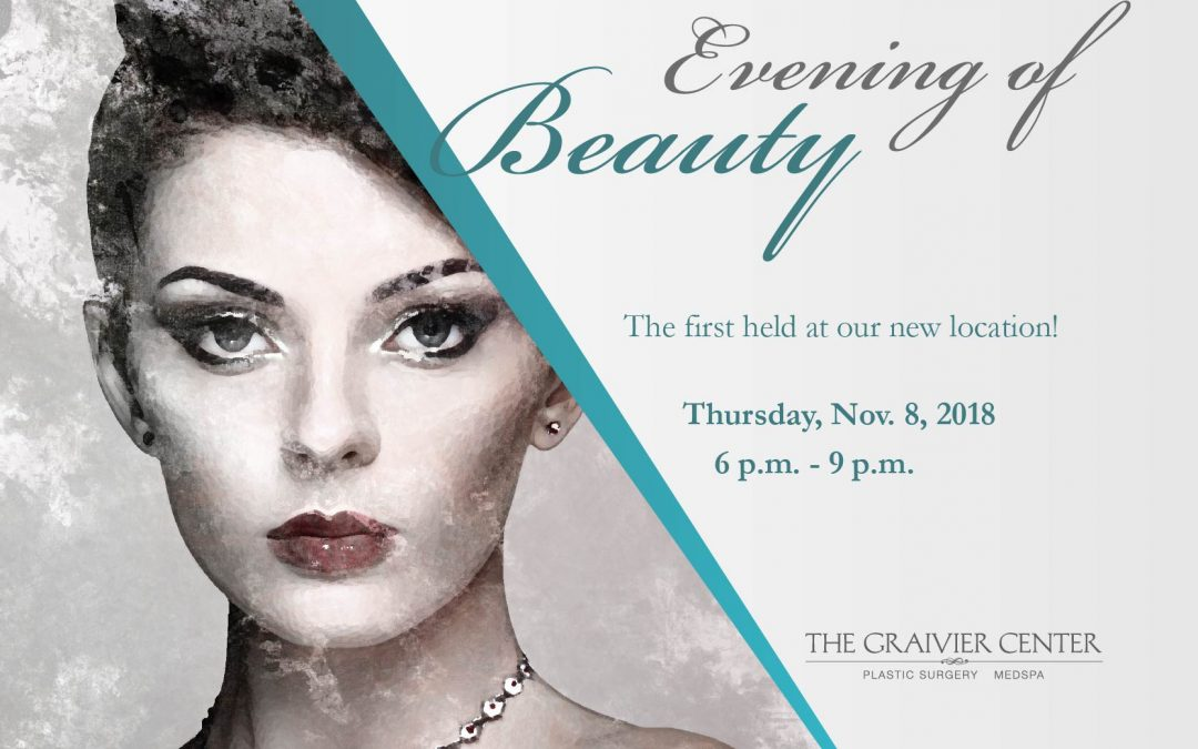 Top Five Reasons to Attend Evening of Beauty