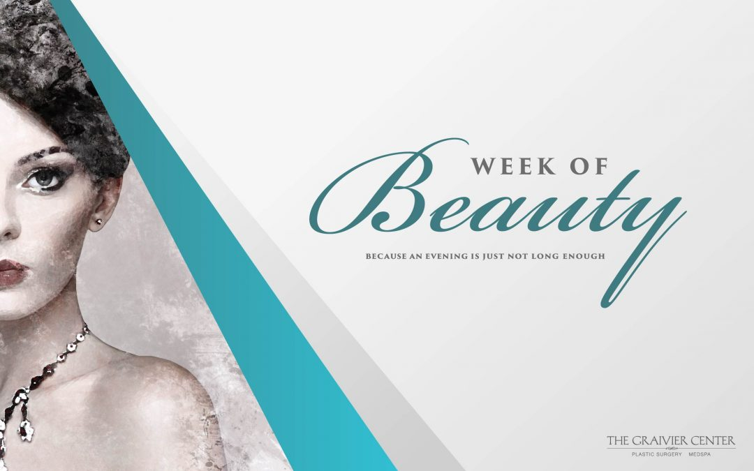 Announcing: the 2018 Week of Beauty VIP Specials