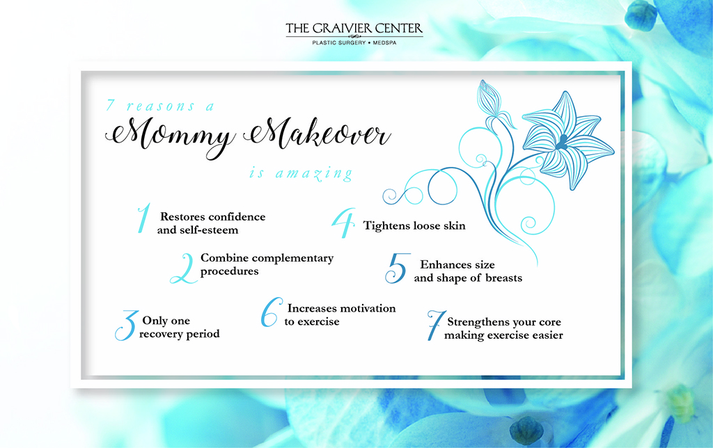 7 Reasons a Mommy Makeover is Amazing