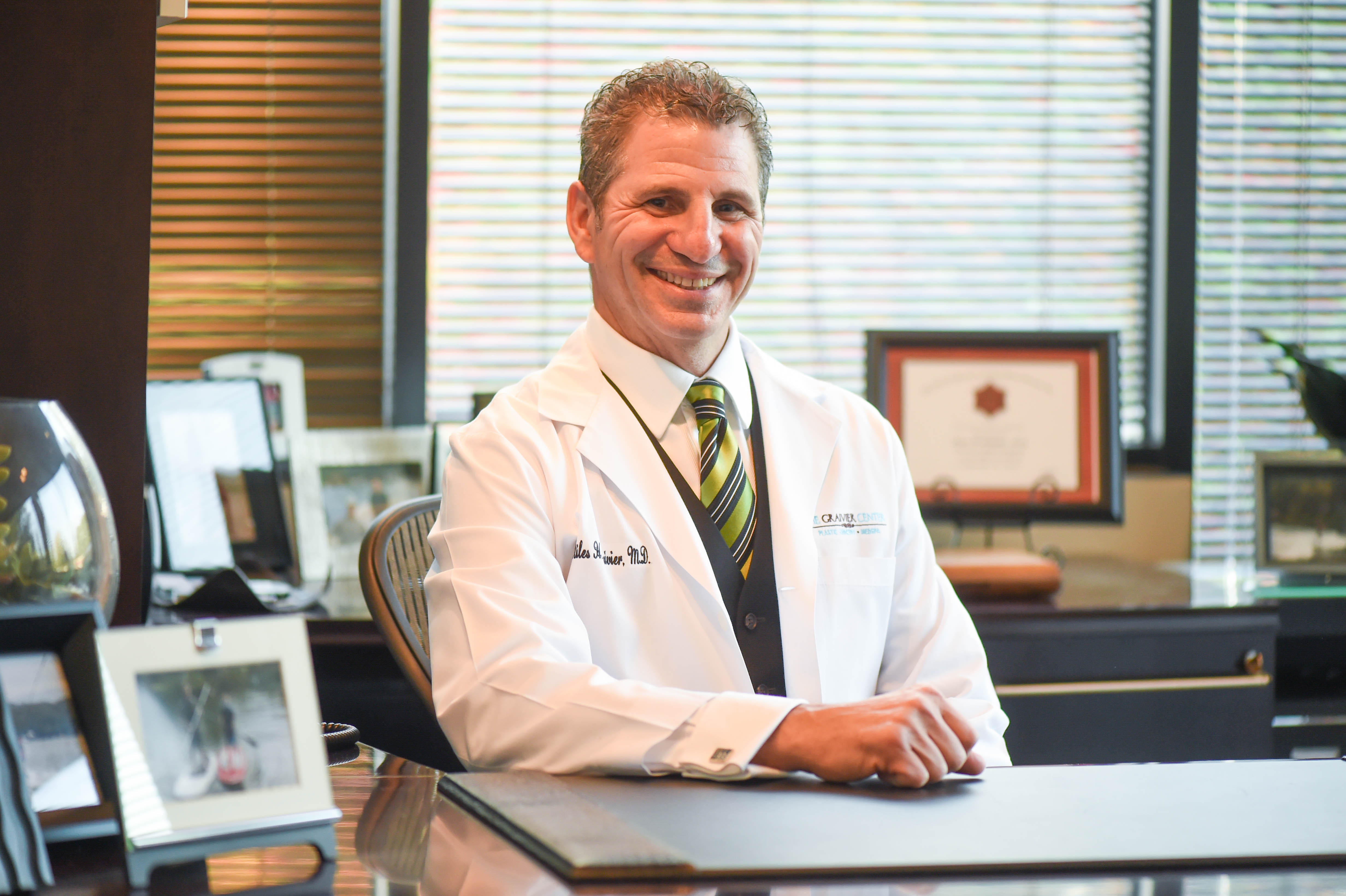 25 Years of Success: An Interview with Dr. Graivier